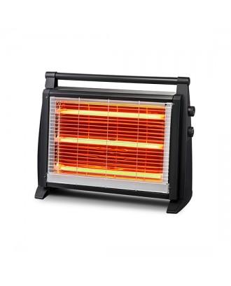 Luxell LX-2831 Quartz Fanlı Buharlı Isıtıcı 1800W
