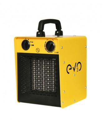 EvoTech Evo 3 (3kw 220 V) Elektrikli Fanlı ısıtıcı