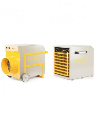 Evotech elektrikli Fanlı ısıtıcı