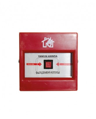 Kare alarm butonu