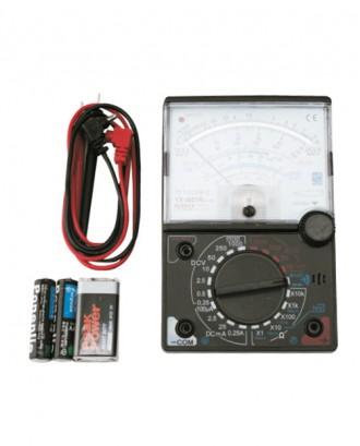 Analog ölçü aleti (YX 360)