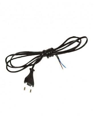 Sac kurutma kablosu 2 mt 2x0.75 mm