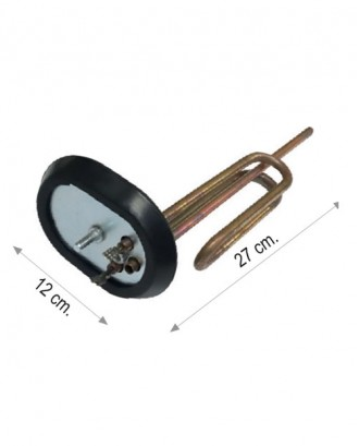 Ariston termosifon rezistansı 2200 W 220 V 8.5 0