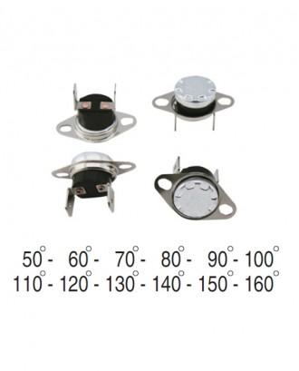 Çay ve kahve makinası termikleri 50-160 derece aralığı
