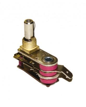 Vidalı semaver termostatı 10 amper (Mil boyu : 1.4 cm.)